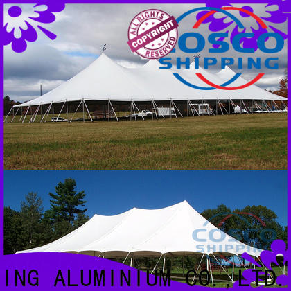 COSCO outdoor party tents for sale popular for holiday