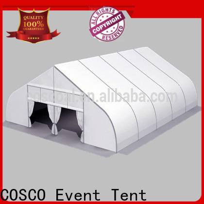 COSCO style wedding party tent wholesale anti-mosquito
