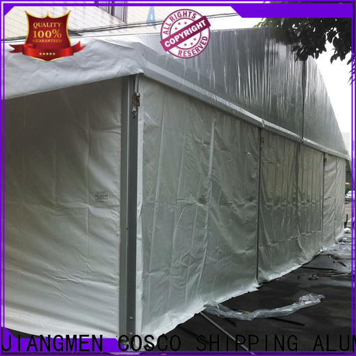 COSCO hot-sale pvc tent supplier for party