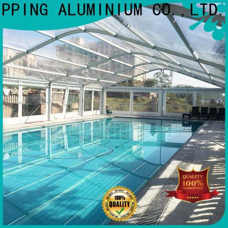 COSCO transparent aluminium tent factory for party