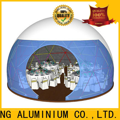 COSCO available geodesic dome tent effectively snow-prevention