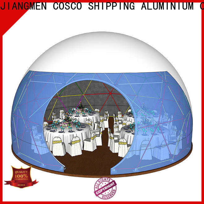 COSCO arcum event tents for sale cost for camping