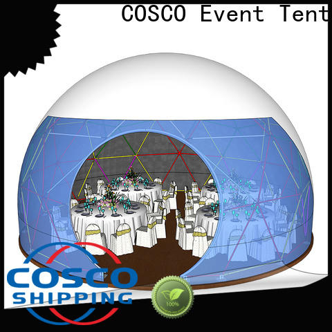 COSCO dome tent experts for camping