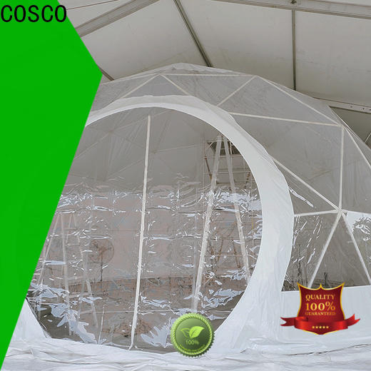 COSCO available dome tent experts cold-proof