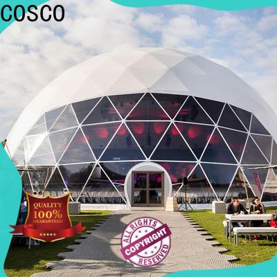 COSCO dome dome tent manufacturer rain-proof