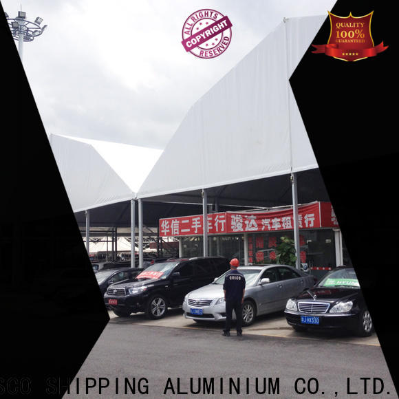 high peak tent sales polygon in different shape factory