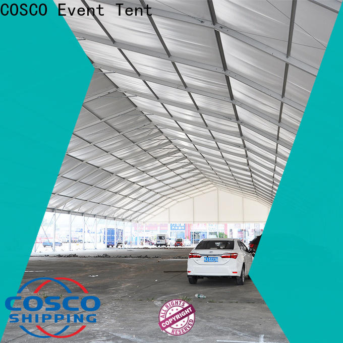 COSCO exquisite military tents factory for wedding