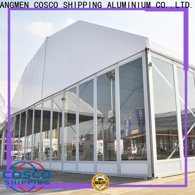 COSCO high-energy dome tents vendor cold-proof