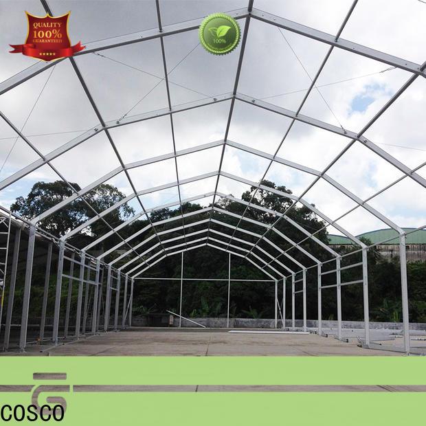 COSCO walls canopy tent vendor cold-proof