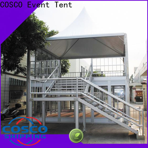 COSCO tent cheap canopy price for engineering