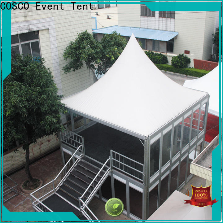 COSCO story a frame tent for sale for holiday