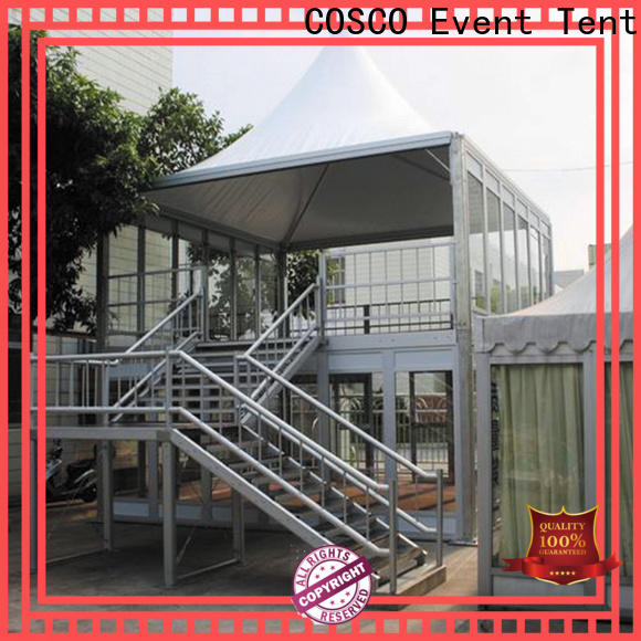 COSCO polygon carport canopy price grassland