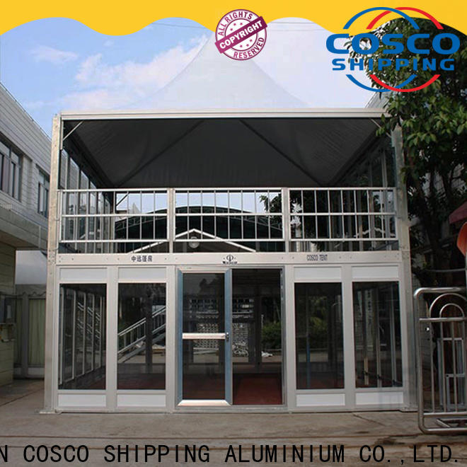 COSCO party tents for-sale grassland