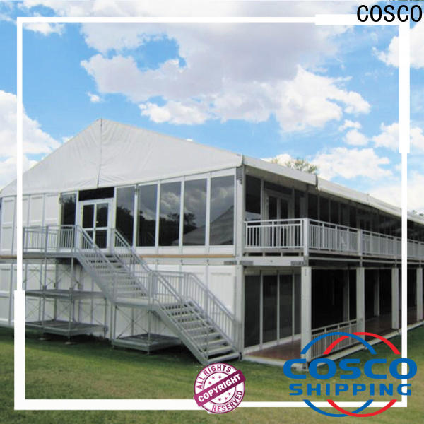 COSCO marquee dome tents cost Sandy land