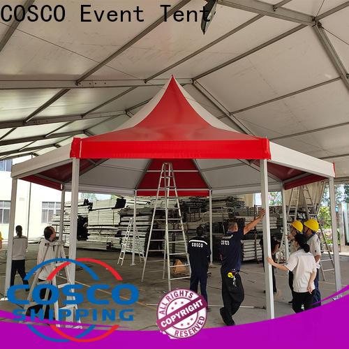 COSCO hot-sale outdoor canopy tent supply rain-proof