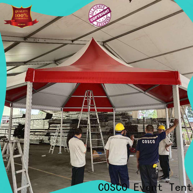 COSCO inexpensive high peak tent widely-use Sandy land