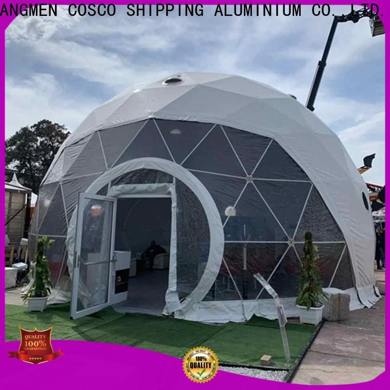 COSCO polygon geodesic dome tent wholesale pest control