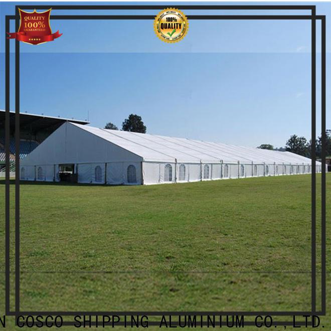 COSCO custom tent manufacturers Sandy land