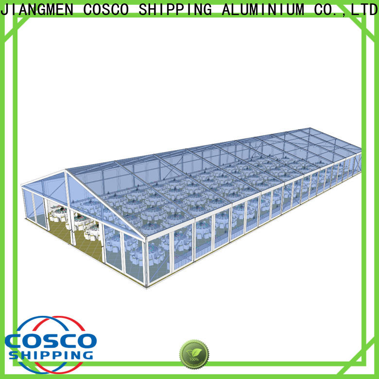 COSCO frame party canopy for sale for engineering