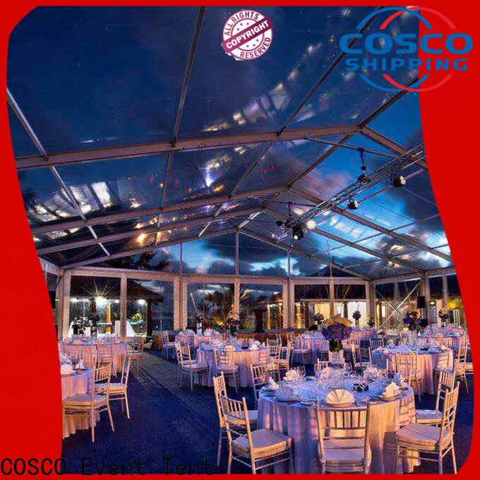 COSCO big party tents type
