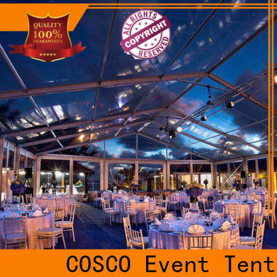 COSCO tent tents for sale supplier
