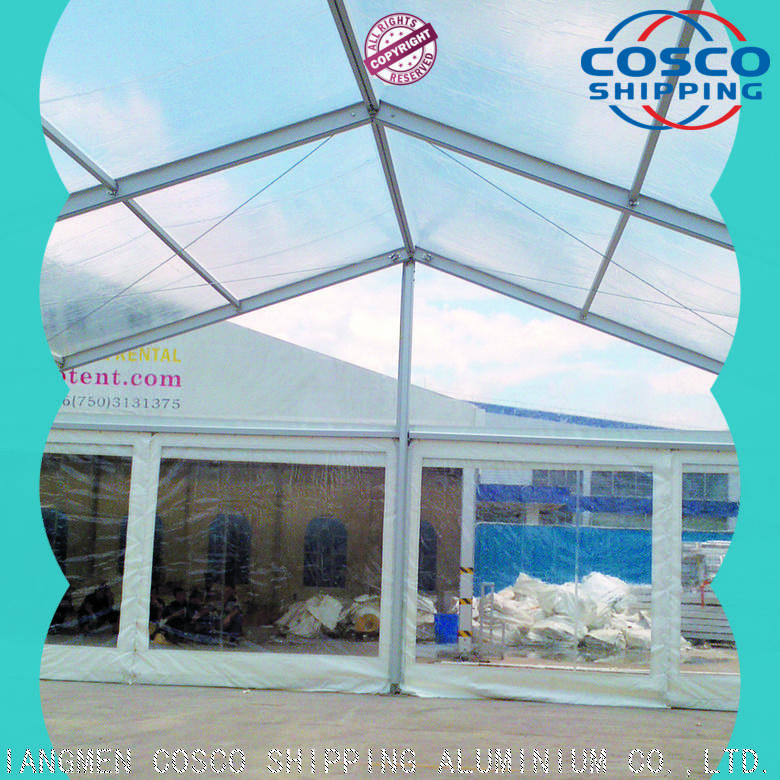 COSCO 40x60m wedding tents for-sale foradvertising