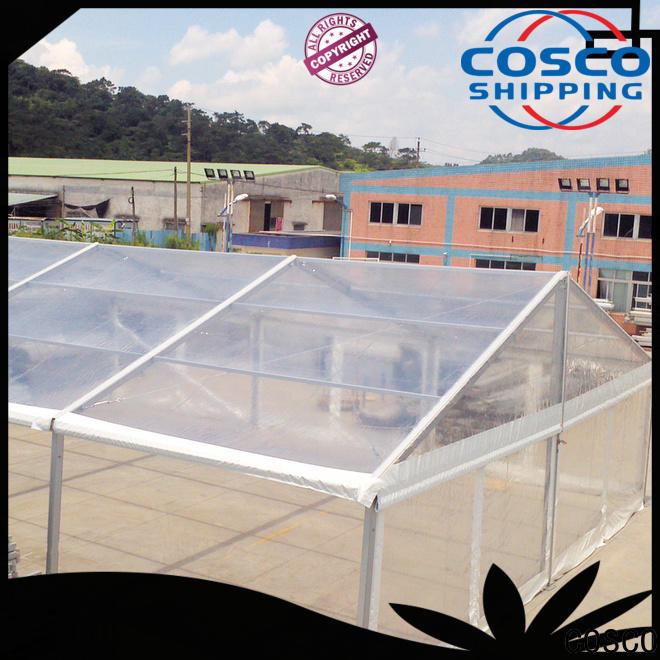 custom shade tent structure type for disaster Relief