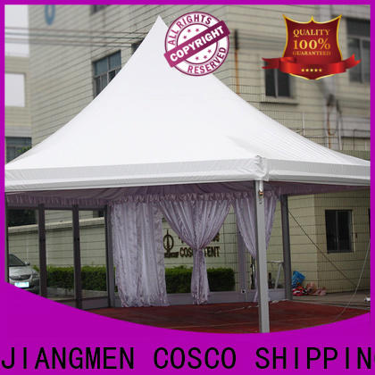 COSCO big tent buildings supplier Sandy land