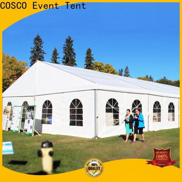 COSCO wedding large party tents for sale for camping