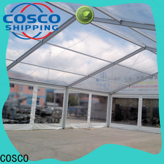 COSCO unique white tents for sale for sale for holiday