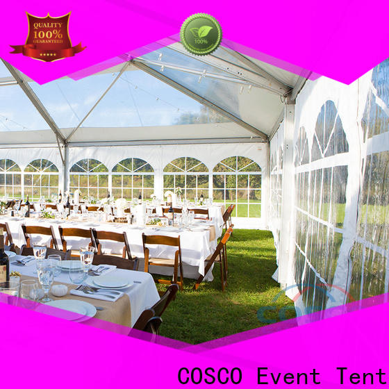 COSCO party large party tents type rain-proof