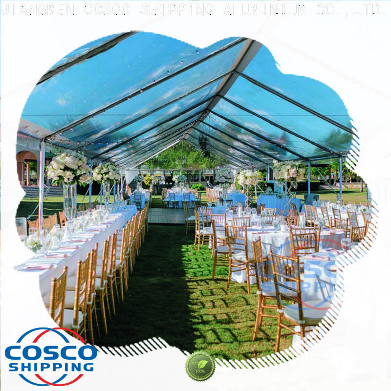 COSCO event outdoor party tents rain-proof