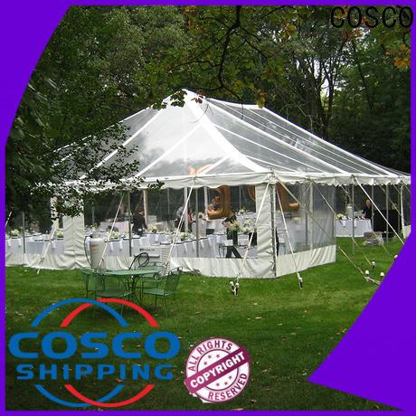 COSCO 3x9m industrial tents marketing rain-proof