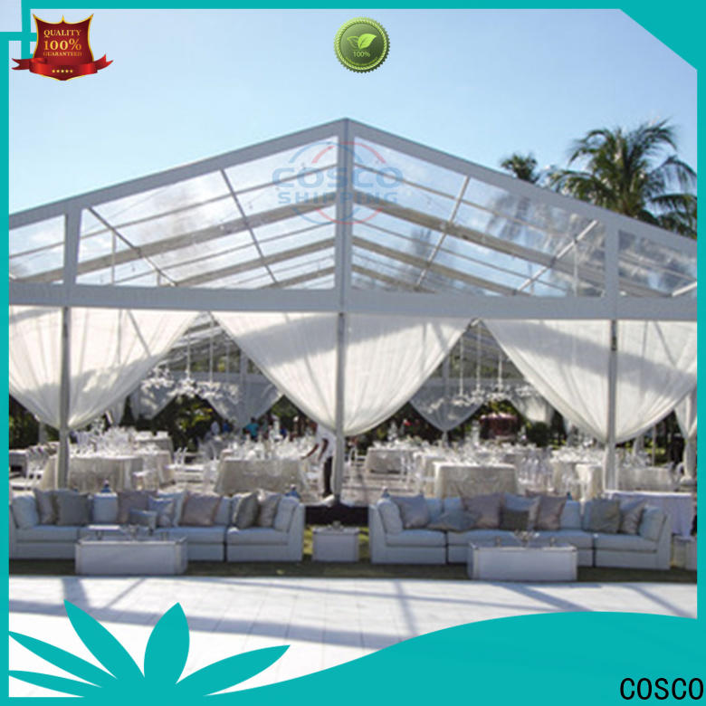 COSCO high peak tents for sale type foradvertising