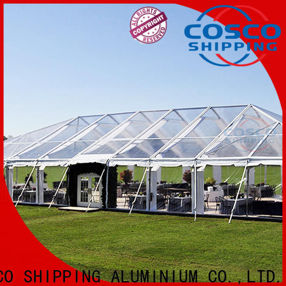 COSCO custom commercial tents for sale for camping