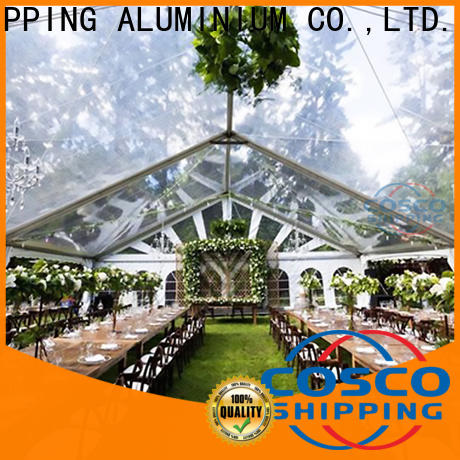 COSCO small event tents for sale marketing