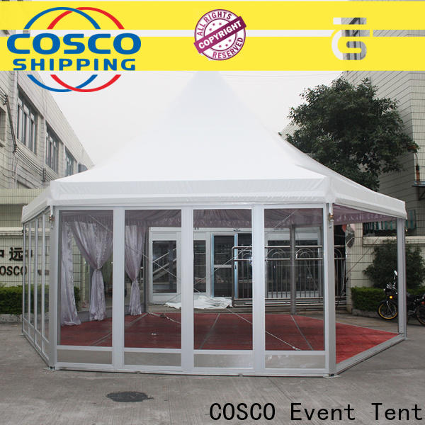 COSCO event camping gazebo for engineering