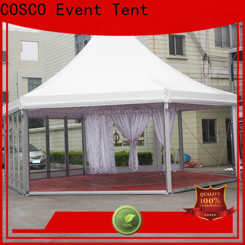 COSCO 5x5m gazebo kits long-term-use dustproof