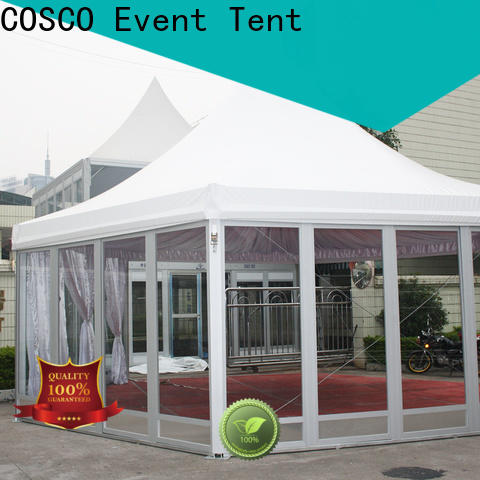 outdoor gazebo tent 5x5m effectively snow-prevention