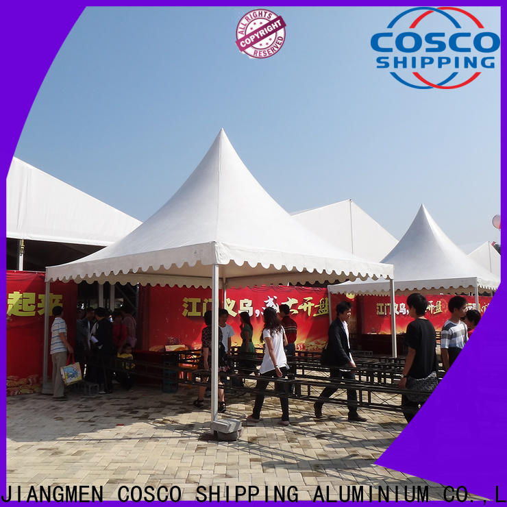 COSCO pop up gazebo sale widely-use anti-mosquito