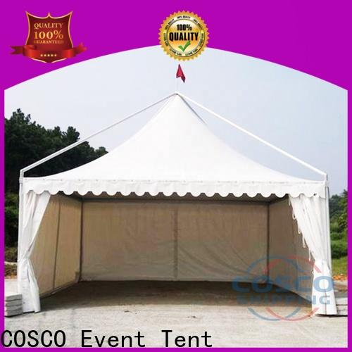 exhibition grill gazebo cosco China rain-proof
