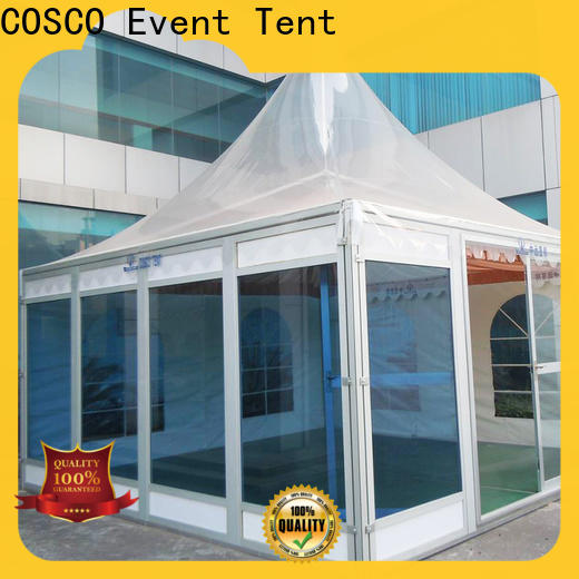 exhibition gazebo for sale event certifications dustproof