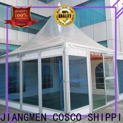 COSCO pvc portable gazebo vendor grassland