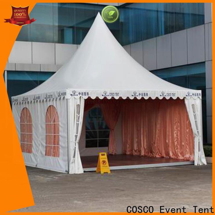 exhibition screened gazebo event supply
