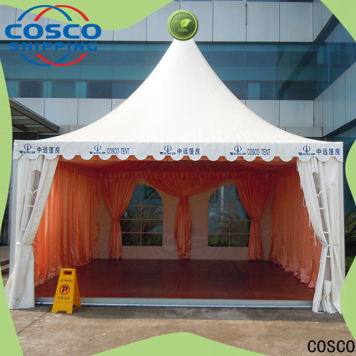distinguished party gazebo aluminium supplier rain-proof