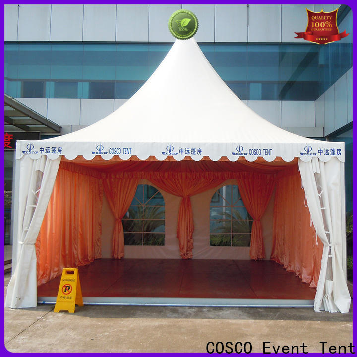 outdoor 12x12 gazebo event in-green