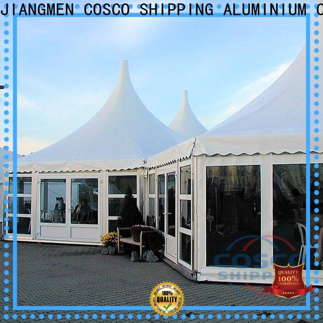 COSCO inexpensive pop up gazebo sale vendor cold-proof