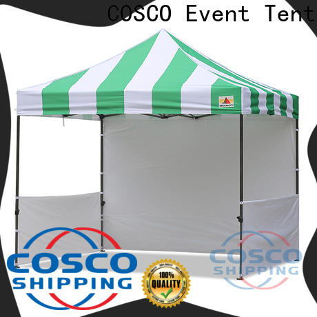 COSCO curved gazebo with sides long-term-use pest control