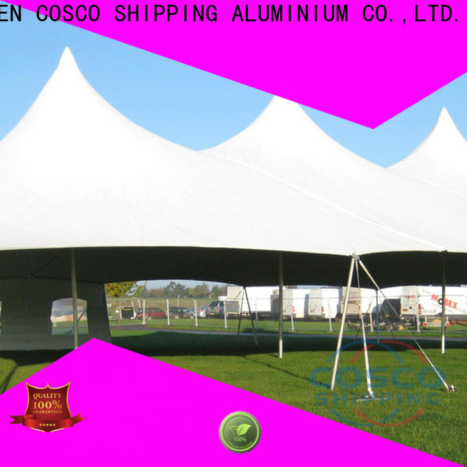 COSCO exhibition large gazebo long-term-use cold-proof