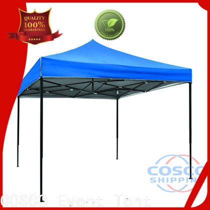 COSCO tent gazebo replacement canopy for disaster Relief